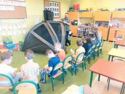 Z wizytą w... przedszkolu
