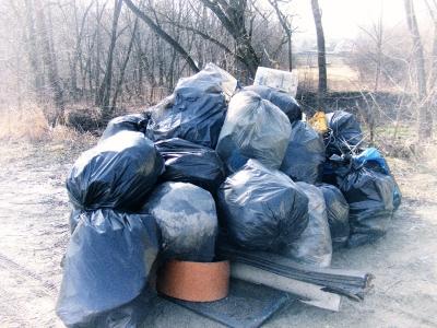 Zapraszamy na sprzątanie brzegów Ropy - 13 kwietnia!